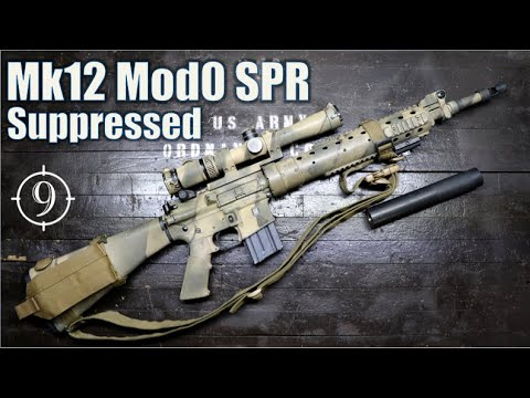 Download Mk12 Mod0 suppressed  (BCM vs. PRI) Special Forces rifle + MK262 ammo + AEM5 - accuracy review