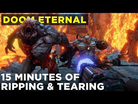 Doom Eternal is like Evil Dead 2 made on an Avengers-sized budget