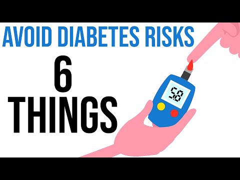 Avoid Diabetes Risks | 6 Things You Should Know This To Avoid Diabetes Problems