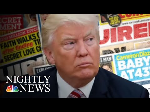 President Donald Trump Org CFO Given Immunity By Prosecutors To Testify | NBC Nightly News