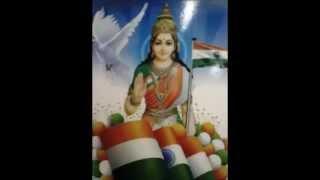 """""""ఆందుకో పిలుపు గొంతు శ్రుతి కలుపు వందే మాతరం"""" Telugu Patriotic Song  (Desha Bhakti Song) -"""