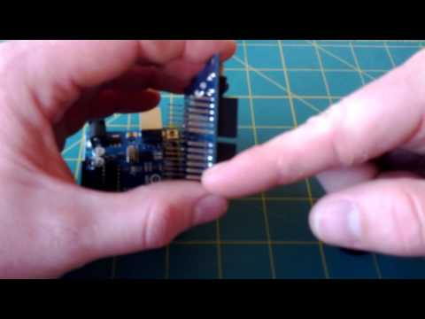 How to Connect a PS3 controller to an Arduino with a USB host shield and Bluetooth dongle (Part 1)