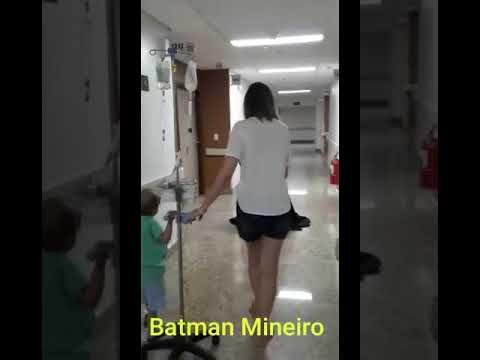 Ele Fez Um Pedido Encontrar Com O Batman Além De Fã Agora Ele é Amigo Do Batman Mineiro