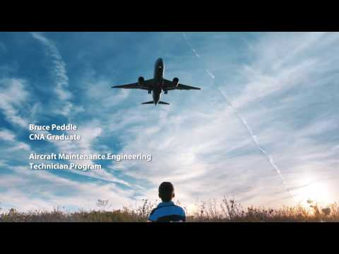 Bruce Peddle - VP Chorus Aviation thinkcna.ca
