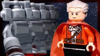 Lego Doctor Who - Station of Steel
