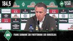 """Bundesliga-Endspurt für Werder Bremen """"wie ein großes Turnier"""""""