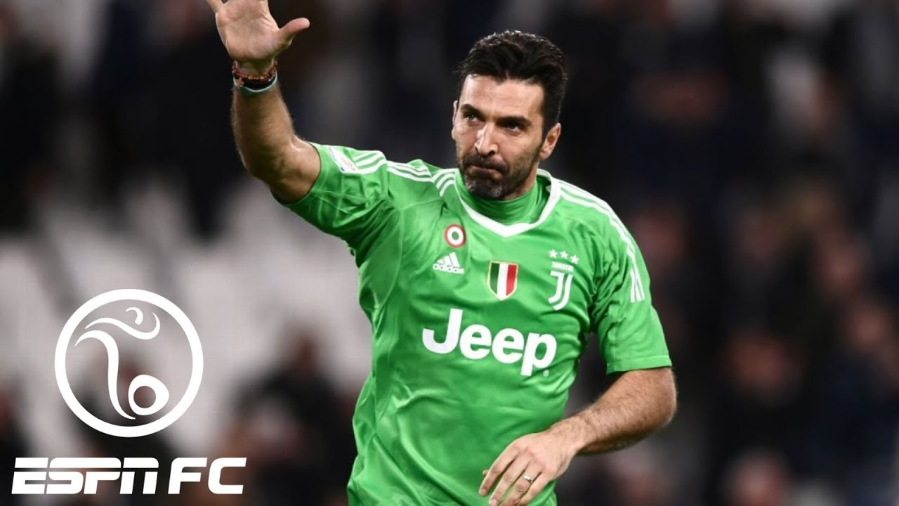 hot sale online 38524 5b663 Gianluigi Buffon is leaving Juventus; will he end up with PSG? | ESPN FC