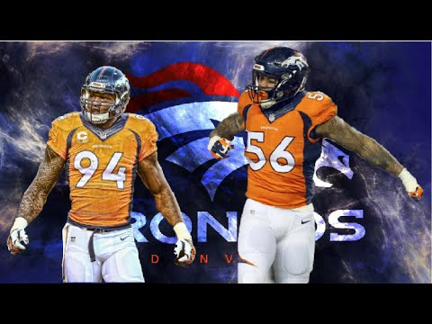 Demarcus Ware Bets Shane Ray $10,000 on a 40 yard dash race!