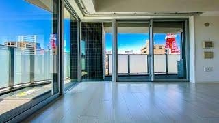 【高級マンション】リビングから東京タワーを一望できる開放感のあるお部屋。「ライオンズ麻布十番スペリア」