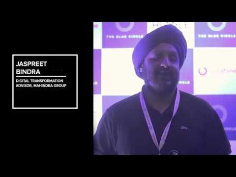 Jaspreet Bindra – Digital Transformation Advisor, Mahindra Group