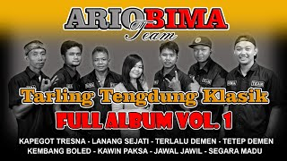 FULL ALBUM VOL. 1 Tarling Tengdung Klasik 2020 (COVER) Bima Team Voc. Santy Amerra