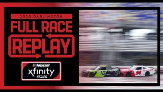 Sport Clips Haircuts VFW 200 from Darlington Raceway | NASCAR Xfinity Series Full Race Replay