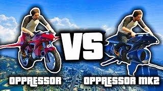 KTÓRY OPPRESSOR LEPSZY? | GTA V | TEST