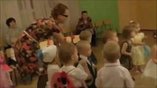 Новый год в детском саду. Танец для ёлочки