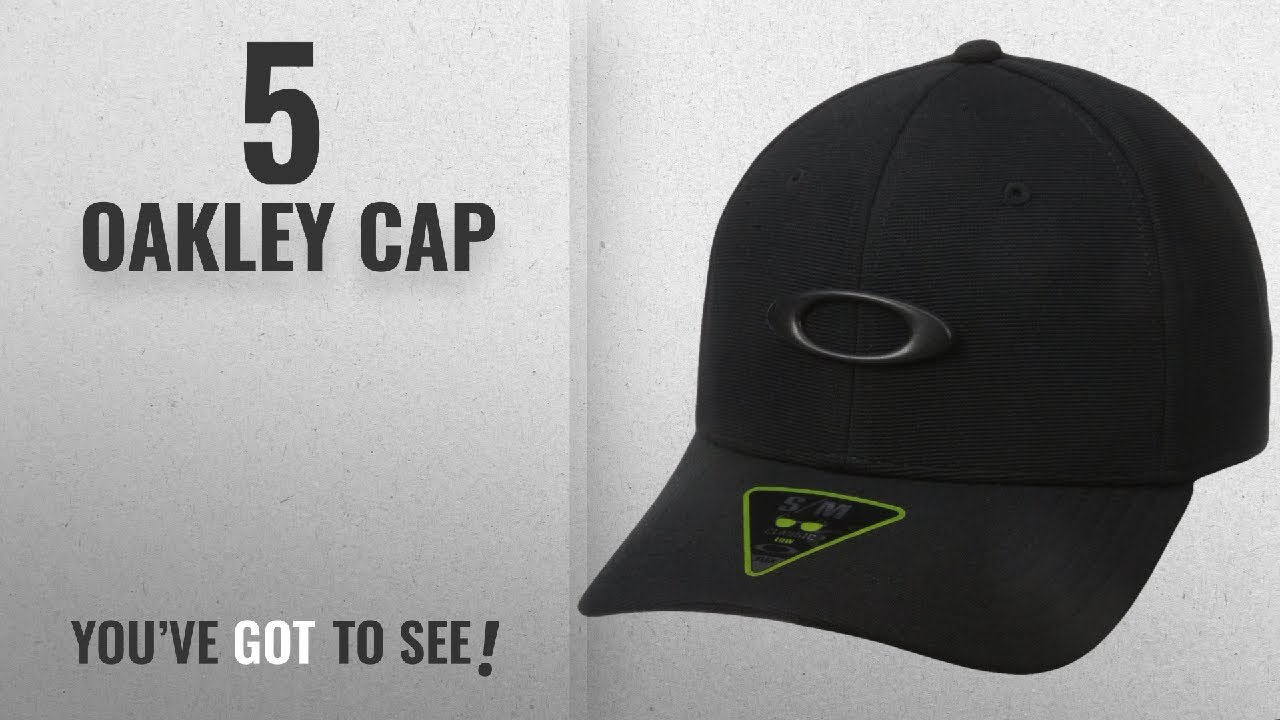 1895aceeff6 Top 10 Oakley Cap   Winter 2018    Oakley Men s Tincan Cap Hat ...