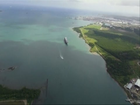 Panama Canal Prepares to Welcome Larger Ships