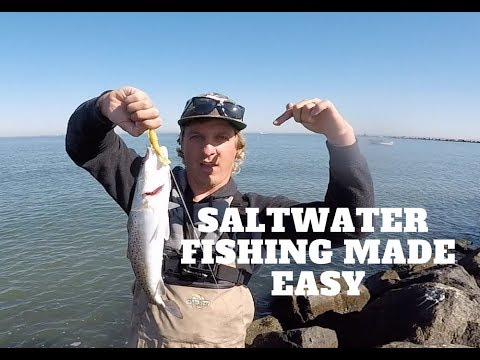HOW TO LOCATE SALTWATER FISH To CATCH MORE FISH