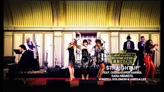 Straight Up - Paula Abdul Vintage Jazz Cover ft Olivia, Sara, Vonzell, Anissa