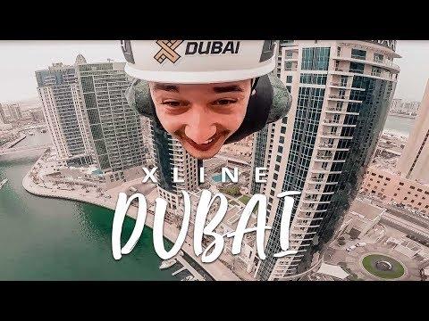XLINE Dubai Marina - April 2018
