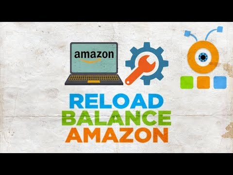 How To Reload Your Balance On Amazon