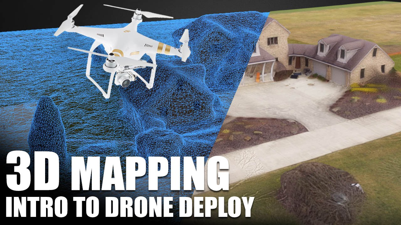 3D Mapping Drone 3D Mapping   Intro to Drone Deploy | Flite Test   YouTube