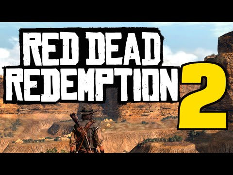 Red Dead Redemption 2 CONFIRMED by Rockstar Employee??