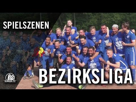 Juventude do Minho - FTSV Altenwerder (Bezirksliga Süd) - Spielszenen | ELBKICK.TV