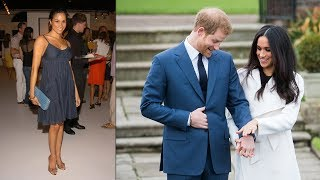 Meghan's Fashion Evolution From All American Girl to HRH Princess Henry of Wales to Be