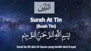 Download AL QURAN MERDU surat AT TIN 41X ( Al Quran Surah At Tiin 41X repeat )
