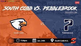 Battle Of The Nest: South Cobb vs. Pebblebrook
