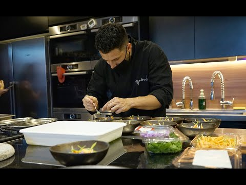 La alta cocina cordobesa en el Kitchen Club de Madrid