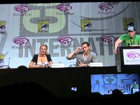 Ryan Reynolds and Blake Lively - Green Lantern Movie Panel At WonderCon