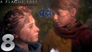 A Plague Tale Innocence. Прохождение. Часть 8 (Наш дом)