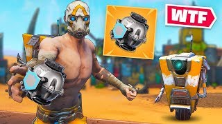 Fortnites CRAZIEST Update EVER! (very broken)