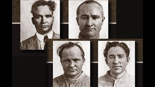 In Search Of History - The Real Newton Boys (History Channel Documentary)