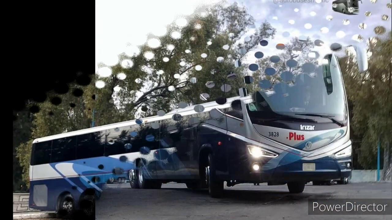 Autobuses futura vs ómnibus de México