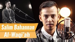 Download Mp3 Surat Al Waqi'ah - Salim Bahanan