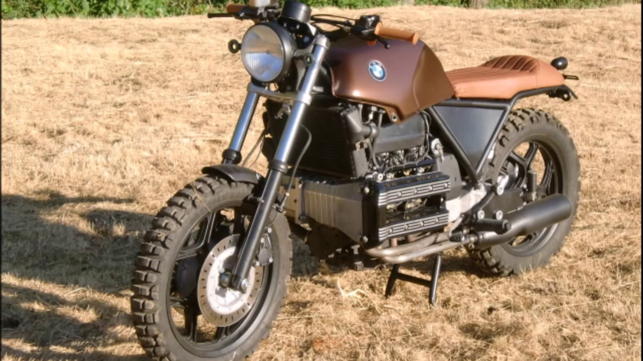 bmw k100 scrambler 2016 youtube. Black Bedroom Furniture Sets. Home Design Ideas