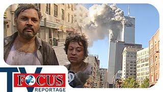 9/11: Hautnahe Aufnahmen vom Tag, der die Welt veränderte | Focus TV Reportage