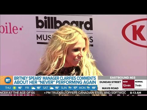 Is Britney Spears REALLY never performing again?
