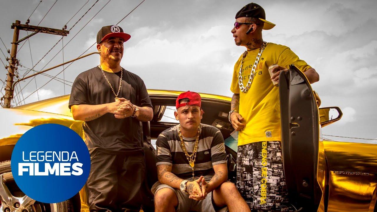 MC Kauan, Ndee Naldinho e Tony Mariano - Pitbull sem Coleira (Legenda Filmes) Prod. NOBRU Black