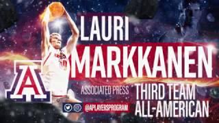 Lauri Markkanen - All American Highlights
