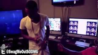 Soulja Boy - Zan With That Lean: Part 2 (Chipmunk Music Video)