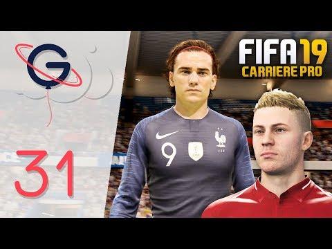 FIFA 19 : CARRIÈRE PRO FR #31 - Fin de la phase de poules thumbnail