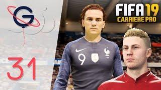 FIFA 19 : CARRIÈRE PRO FR #31 - Fin de la phase de poules