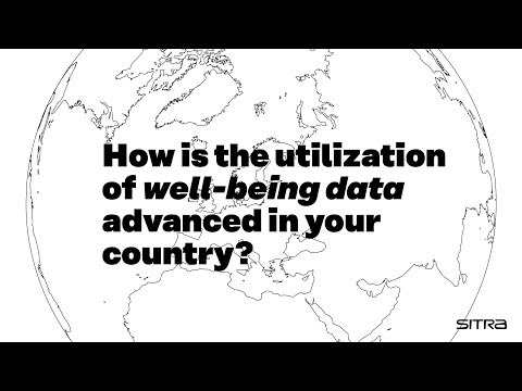 What's up with well-being data in five countries?