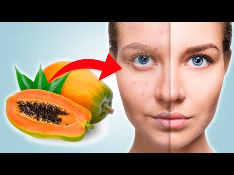 Benefits of Papaya Leaves for Skin, Hair & Health