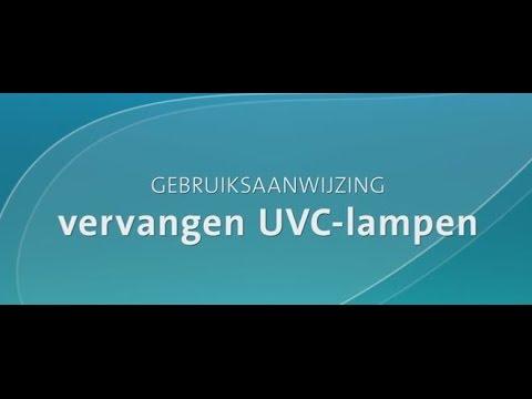 OASE   Gebruiksaanwijzing vervangen - UVC-lampen   Nederlands