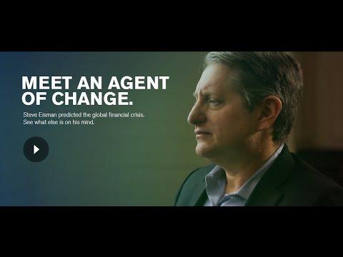 Meet an agent of change.