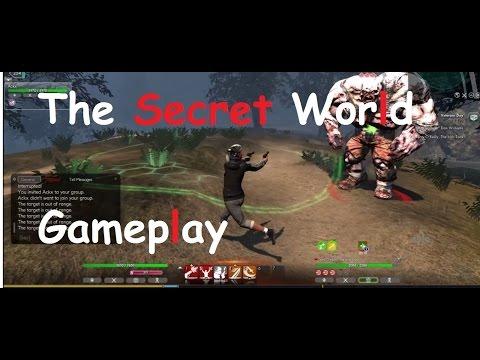 The Secret World Dual Pistol/Sword Gameplay